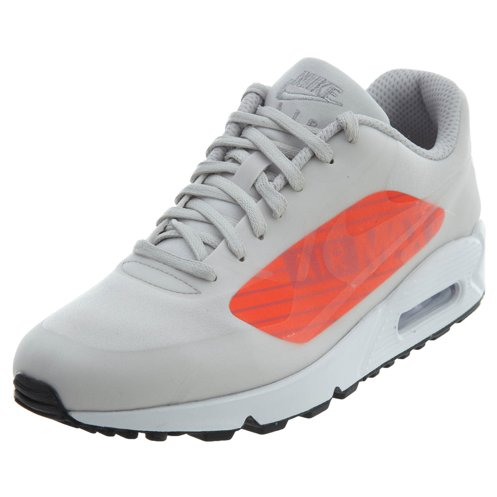 NIKE AIR MAX 90 Ultra 2.0 Essential Lifestyle Shoes University Red 875695 604