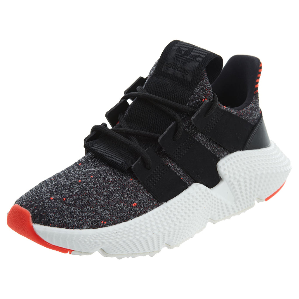 Adidas Prophere Black/Black-Solar Red Womens Style :AC8509