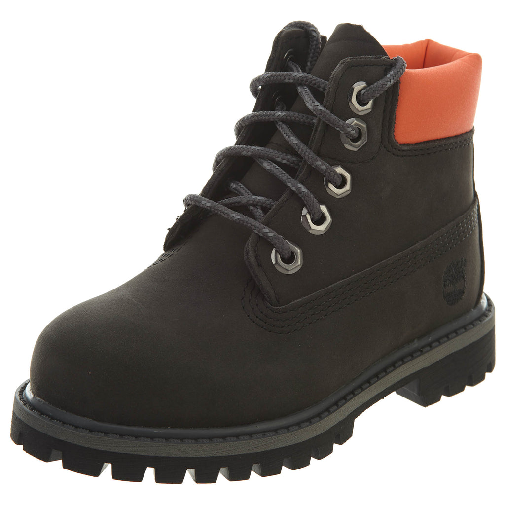 "Timberland 6"" Premium Boot Toddlers Style : Tb0a1rqv"