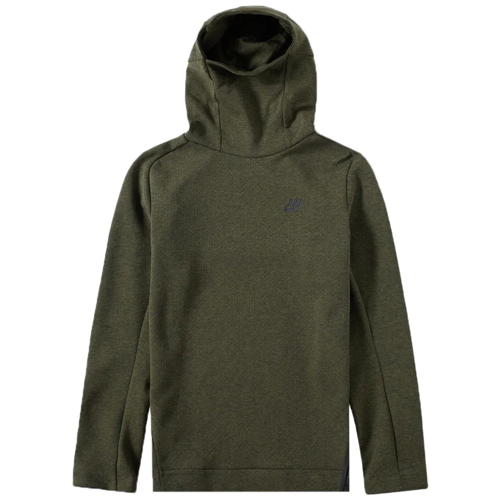 Nike Tech Fleece Pull Over Hoodie Mens Style : 832116