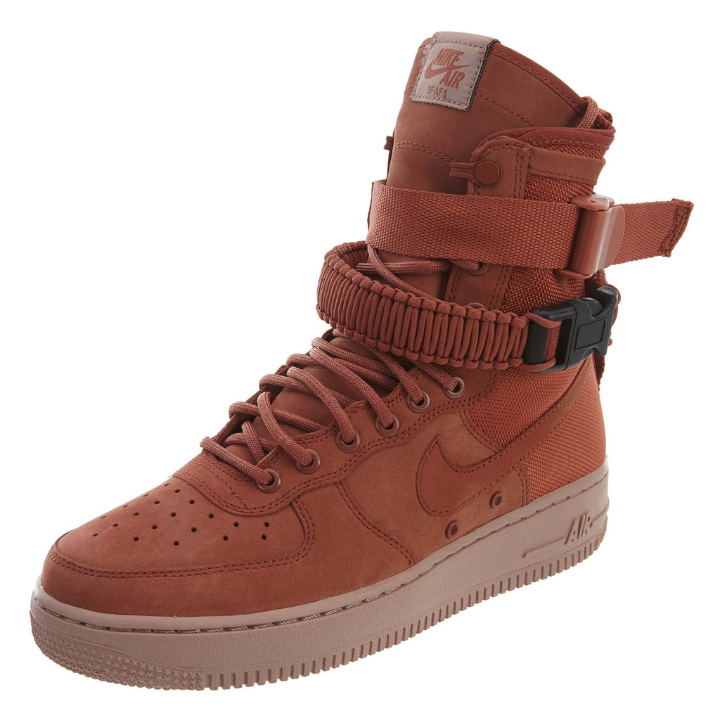 Nike W Sf Af1 - dusty peach/dusty peach  Womens Style :857872