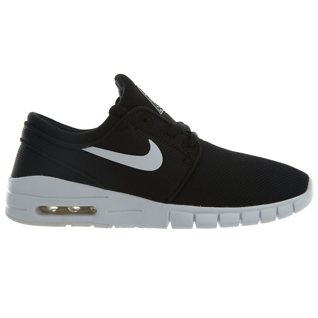 Nike SB Stefan Janoski Max Black Shoes Boys / Girls Style :943824