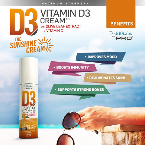How Can I Increase My Vitamin D Level? - BIOLabs PRO