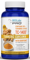 1400mg Turmeric Curcumin - Turmeric Curcumin with Bioperine® - Fight Inflammation - Relieve Pain - 95% Curcuminoids