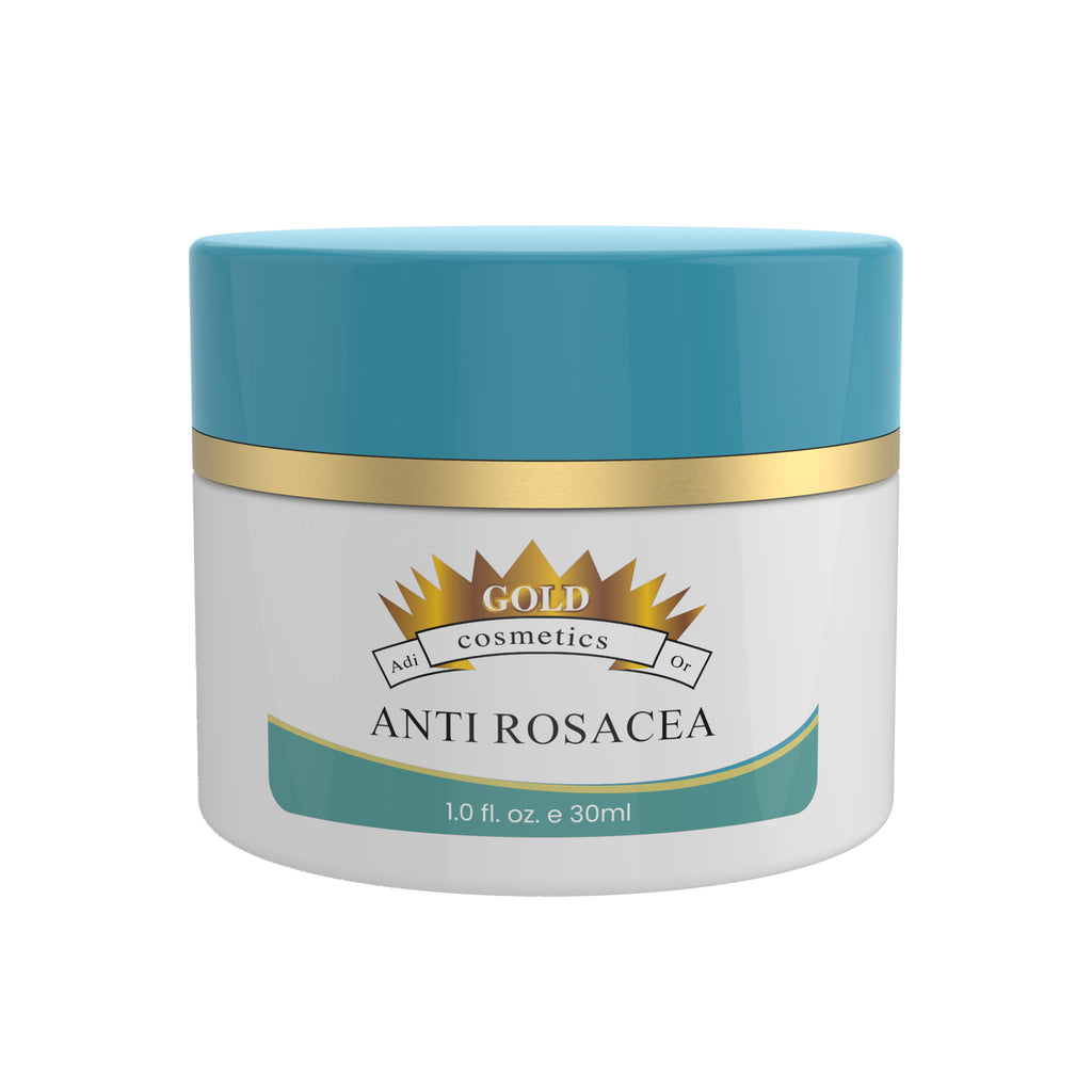 Anti Rosacea - Gold Cosmetics & Skin Care