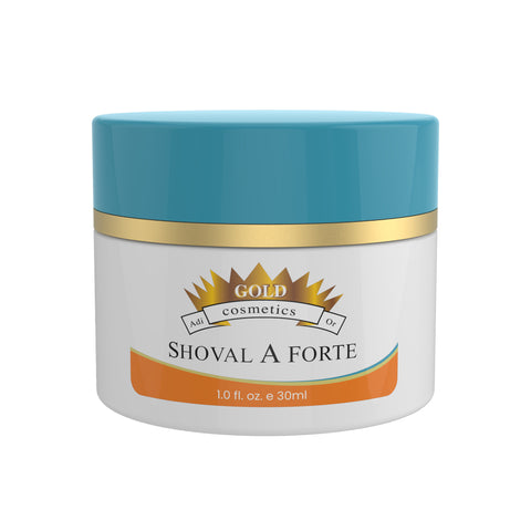 SHOVAL A FORTE - Gold Cosmetics & Skin Care