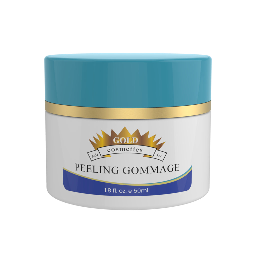 Peeling Gommage - Gold Cosmetics & Skin Care