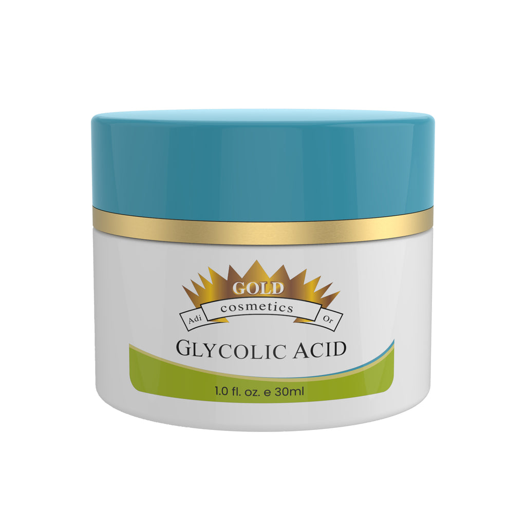 Glycolic Acid - Gold Cosmetics & Skin Care