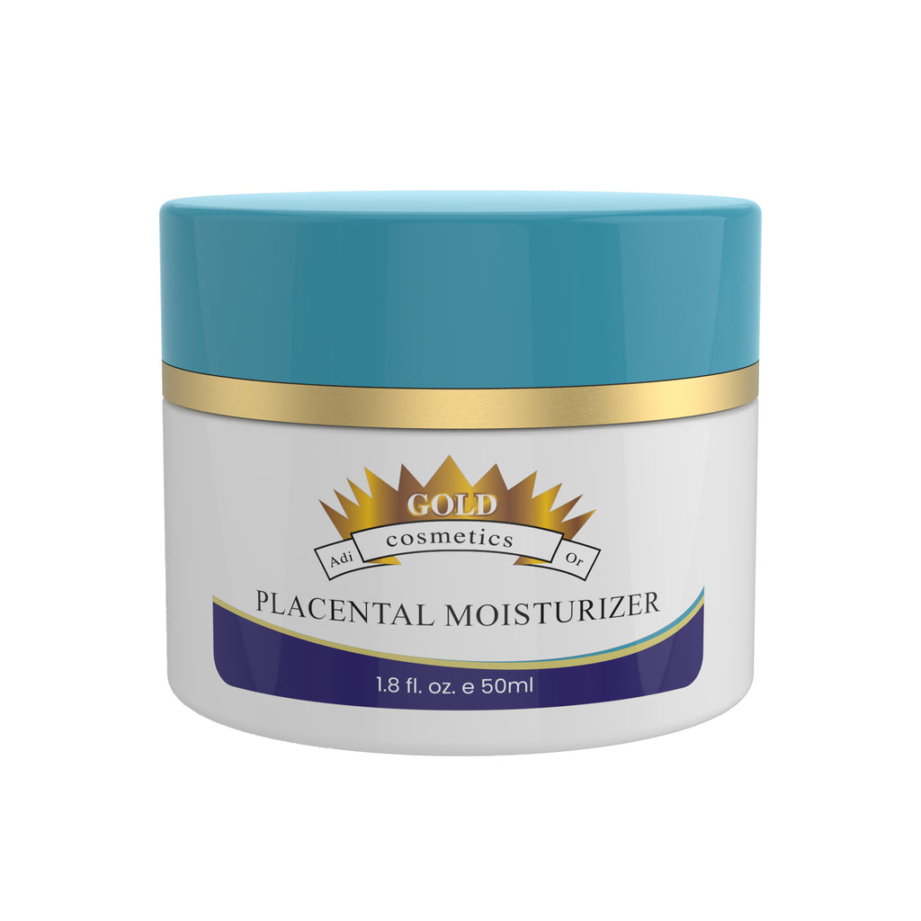 Placental Moisturizer - Gold Cosmetics & Skin Care