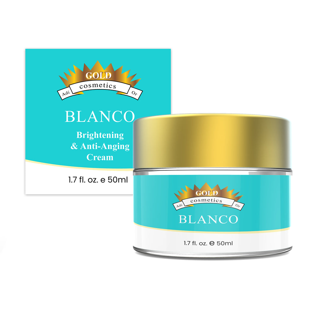 Blanco Cream - Gold Cosmetics & Skin Care