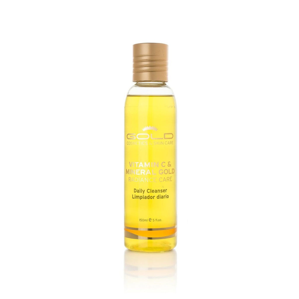 VITAMIN C & MINERAL GOLD  DAILY CLEANSER