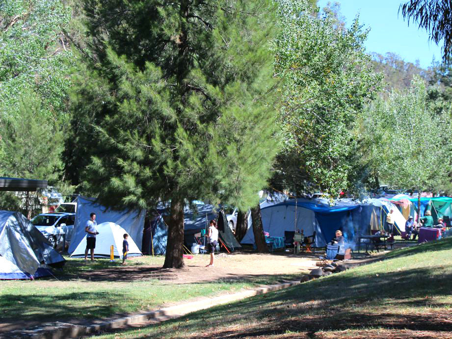 Camping Site Review: Cotter Campground, ACT