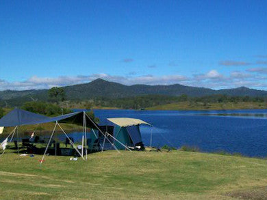 Camping Site Reviews: Meebun Campground, QLD