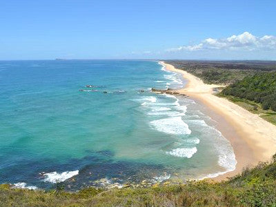 Camping Site Reviews: Kylies Beach Campground, NSW