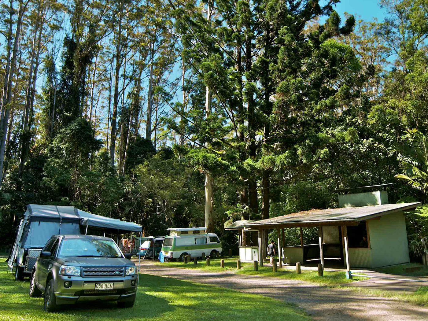 Camping Site Review: Rummery Park Campground, NSW
