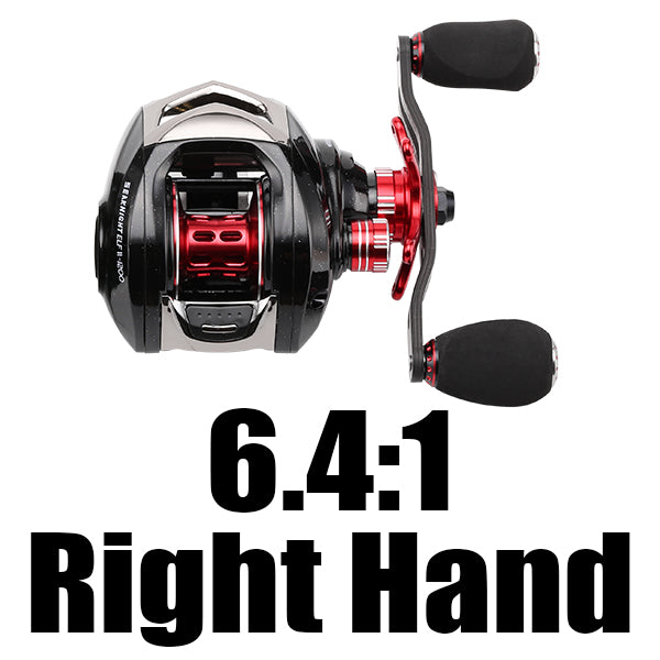 Bait Casting Reel - 14BB - ELF II