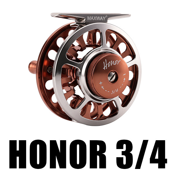 Fly Fishing Reel - 3BB - Honor