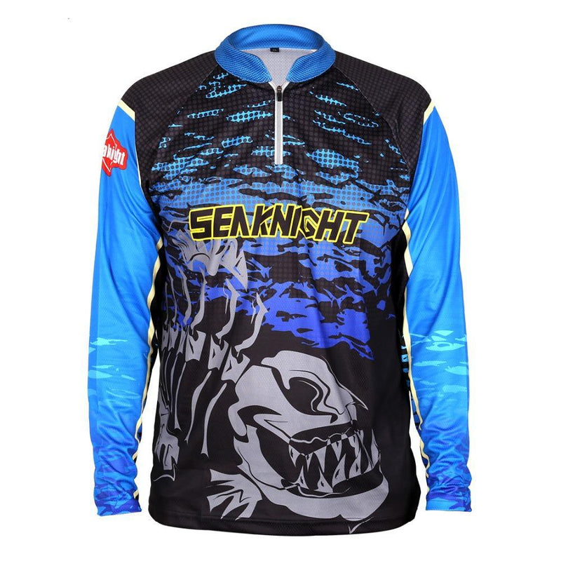 SeaKnight Long Sleeve 'Bones' Shirt