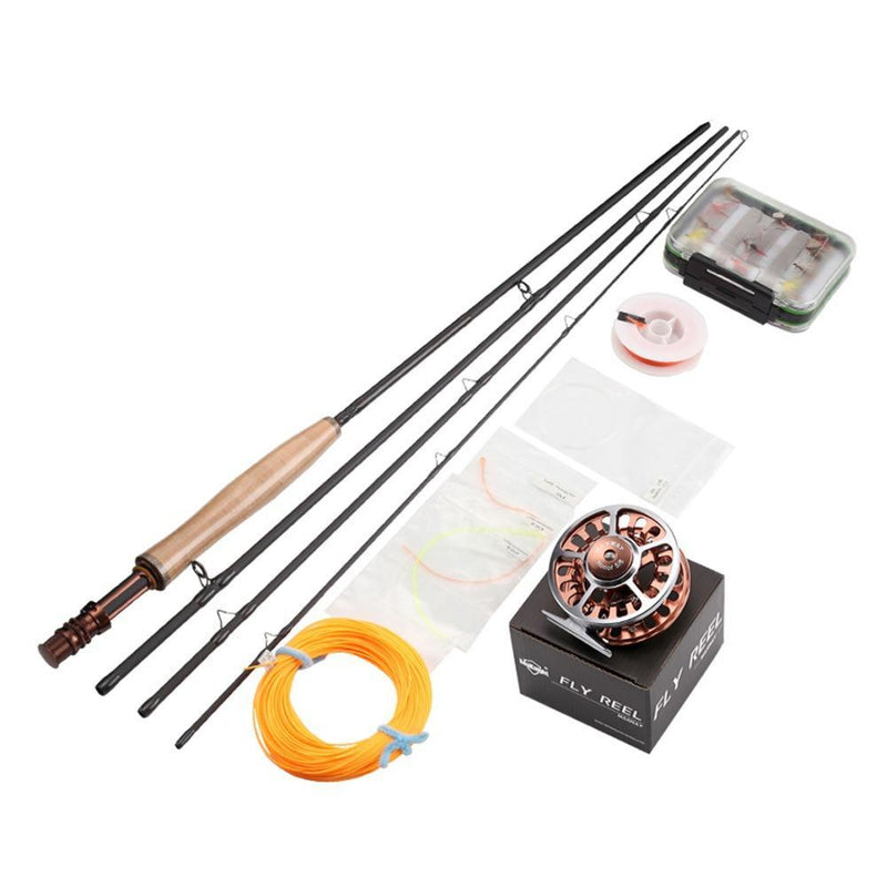 Fly Fishing Rod Combo - 2.7M - Honor 5/6
