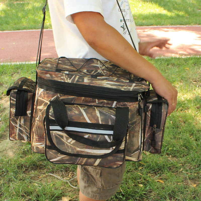 Large Waterproof Fishing Tackle Bag