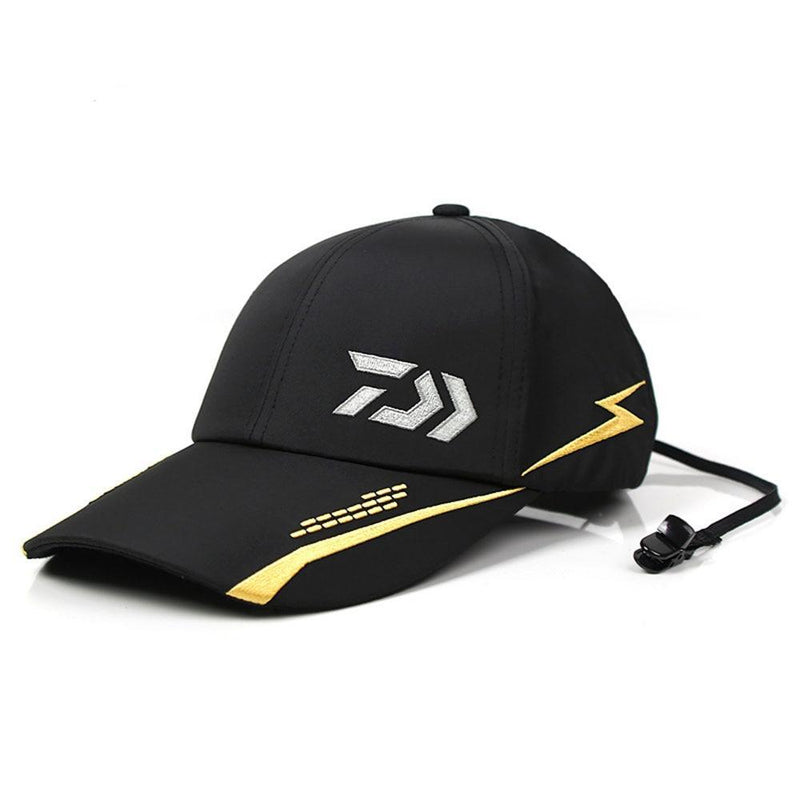 Fishing Cap with Clip