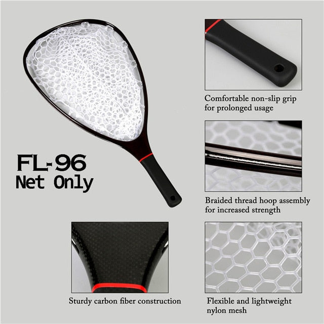 Wooden Fishing Net