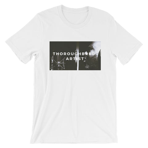 Thoroughbred Artist On The Mic T-Shirt