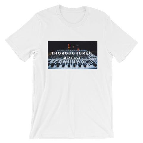 Thoroughbred Artist Switchboard T-Shirt