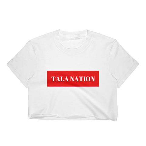 Tala Nation Women's Crop Top