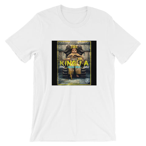 King I A Album Cover T-Shirt