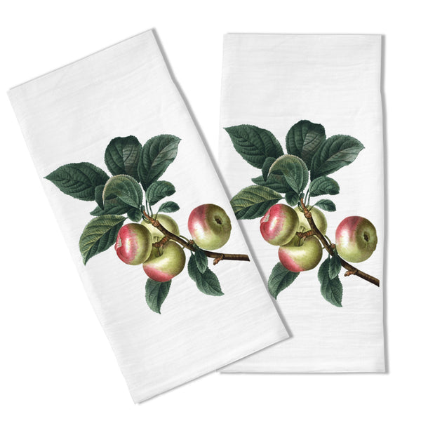 Apples Tea Towel available at Viola Joyner Creative