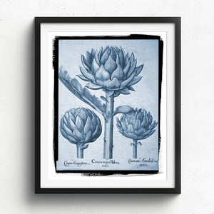 Artichoke Art Print - No. 2 available at Viola Joyner Creative