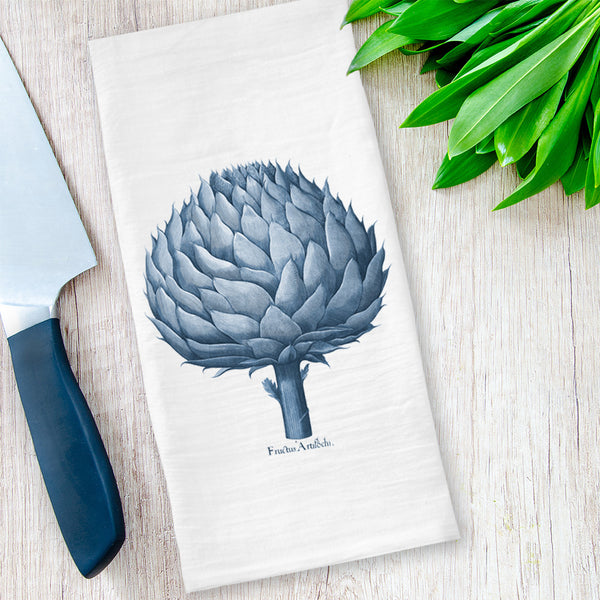 Artichoke Tea Towels - No. 01 - available at VJ Creative Lifestyle