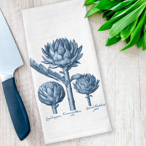 Artichoke Tea Towels - No. 02 available at VJ Creative Lifestyle