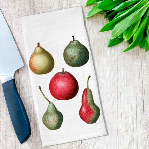 Pear Tea Towels available at Viola Joyner Creative