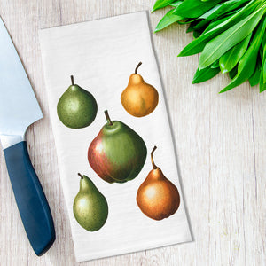 Pear Tea Towels - No. 2 available at Viola Joyner Creative
