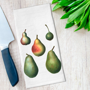 Pear Tea Towels - No. 4 available at Viola Joyner Creative