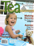Tea Magazine Cover, June 2012
