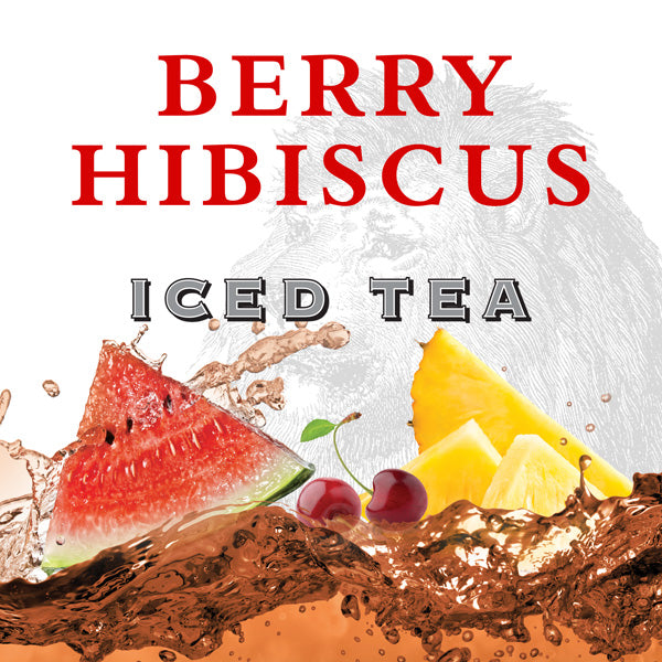 Berry Hibiscus Herbal Tea
