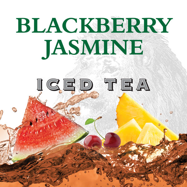 Blackberry Jasmine Green Tea