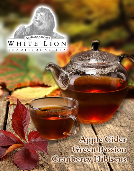 Season of Teas Subscription - White Lion Plain