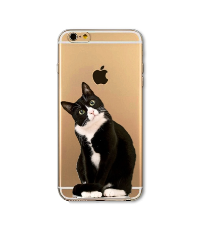 FREE! Get This Cat Iphone Cover Absolutely Free, You Just Pay Shipping And Handling!