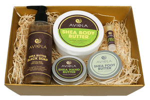 Competition - Win a Pure Shea Butter Collection Gift Set!