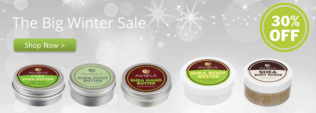 winter skincare sale
