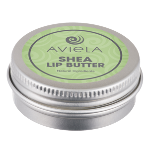 Shea Lip Butter - Aviela Skincare UK