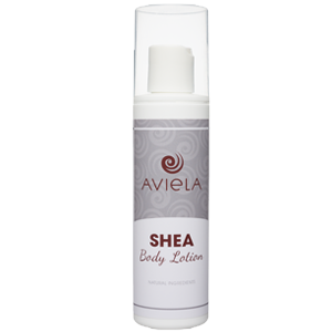 Shea Butter Body Lotion - Aviela Skincare UK