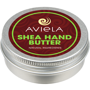 Shea Hand Butter - Hand Cream for Dry Skin - Aviela Skincare UK
