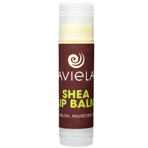 Shea Butter Lip Balm - Aviela Skincare UK