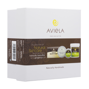 Natural Treatment Collection Gift Set - Aviela Skincare UK