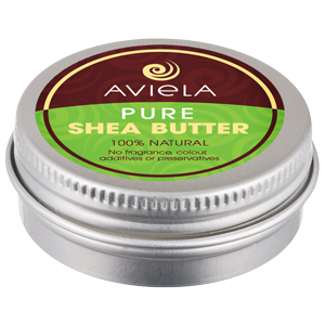 Pure African Shea Butter Mini - Aviela Skincare UK
